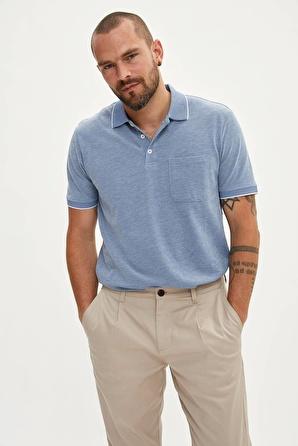DeFacto Regular Fit Polo T-Shirt